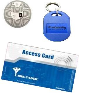 Toegangskaart / badge / tag